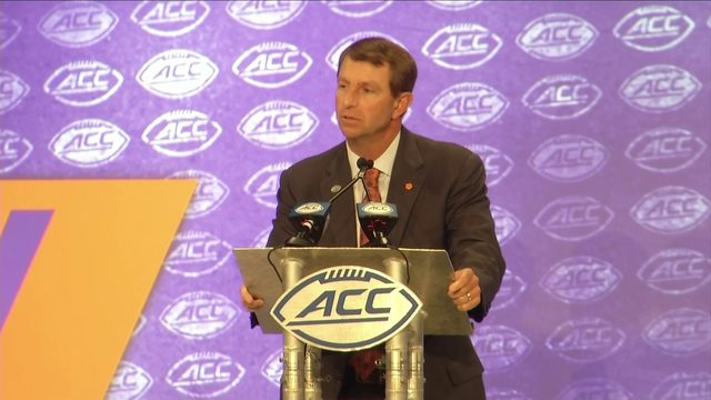 Clemson confident after second title in three seasons