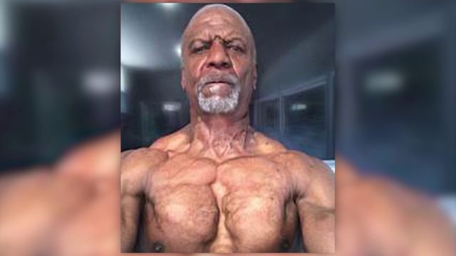 Celebs play around with aging feature on Face App