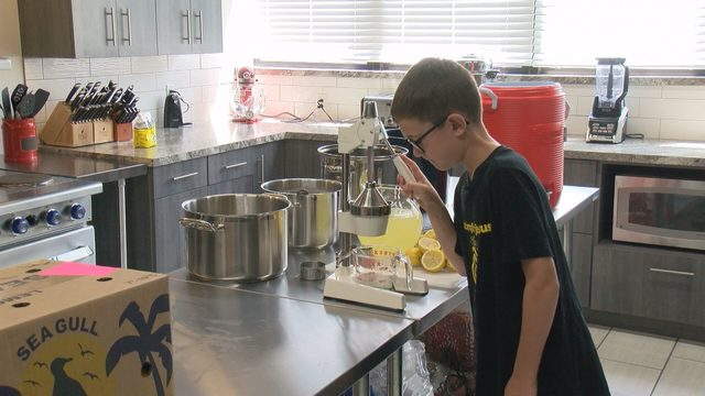 Juicing for Jesus: 11-year-old to set up lemonade stand to raise money…