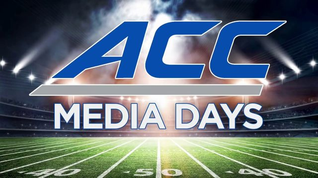 ACC media days continue 7/18