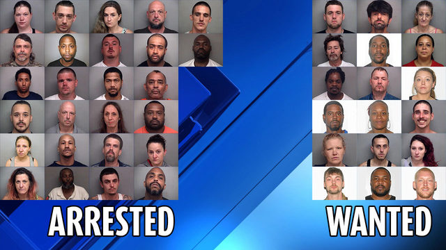 18 remain wanted after Henry County operation leads to drug seizures, 26 arrests