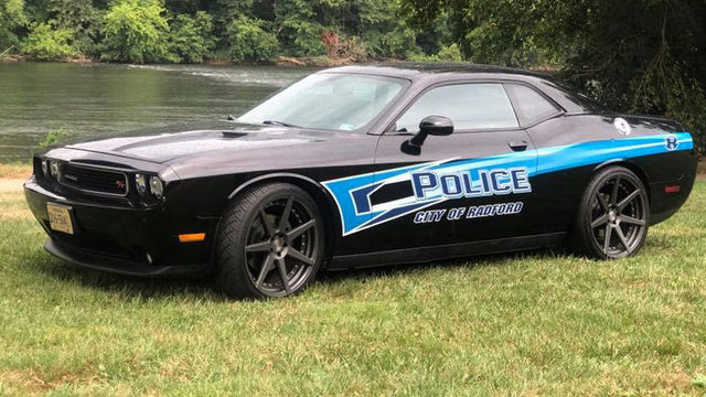 Dodge Challenger will crack down, rather than spread drugs in Radford