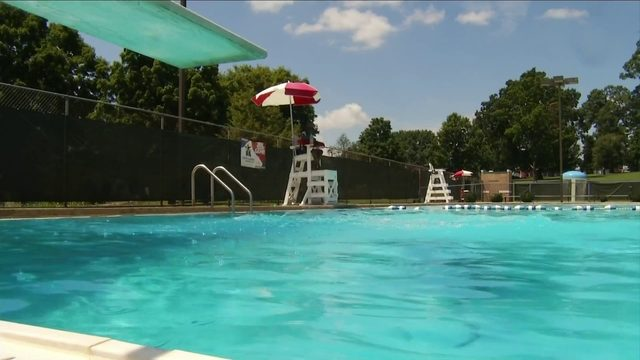 Lynchburg tries to keep cool during heat wave