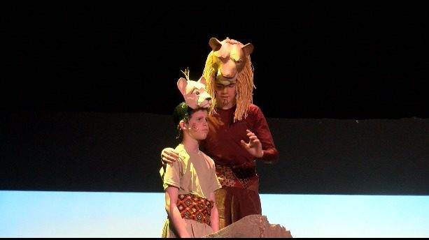 Lion King Jr. playing in Lynchburg this weekend