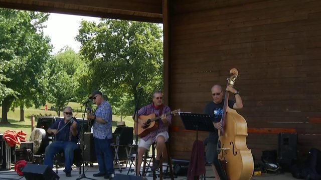 22nd annual Jazz in July