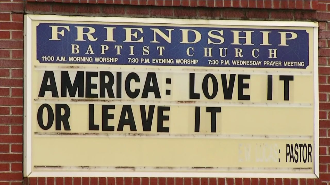 Appomattox pastor speaks out after posting political, controversial message