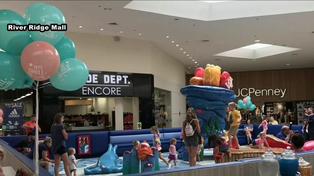 New play area opens at River Ridge Mall in Lynchburg