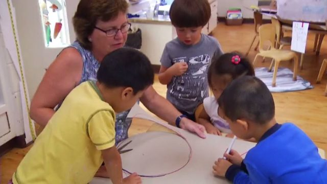 Virginia Tech emphasizes the 'power of play' in early education