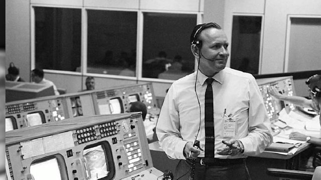 Virginia Tech remembers alum and space pioneer Chris Kraft