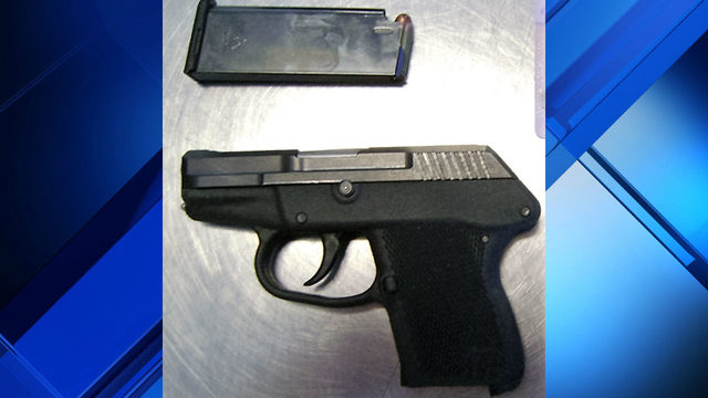 Lexington man stopped with loaded handgun in carry-on at…