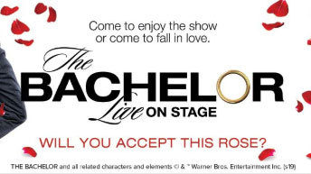 Find your true love on stage in the Star City as part of 'The Bachelor' live
