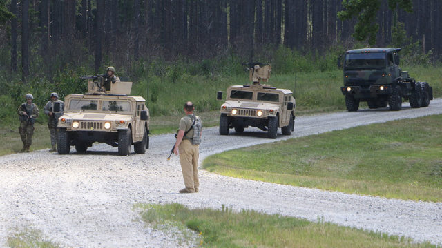 Soldier killed, two hurt at Fort Pickett after tree fell on them during…