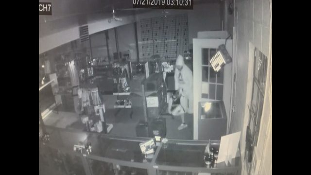 Pittsylvania County gun store broken into for second time this year