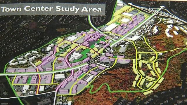 Roanoke County approves lofty plan for Tanglewood Mall Corridor