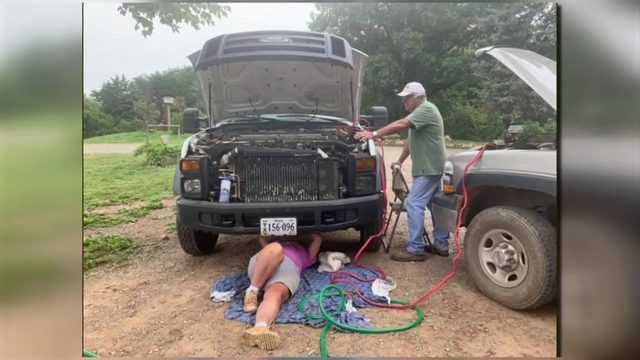 Roanoke car dealership saves the day for local horse rescue