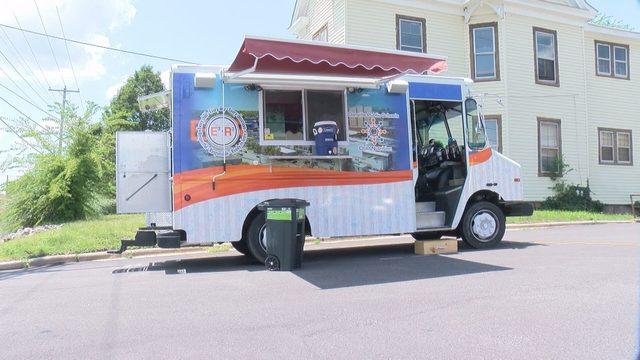 Danville Public Schools' food truck proves successful