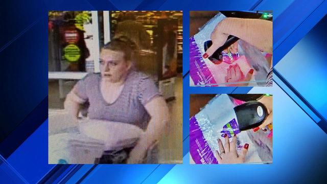 'NoScannie Annie' shoplifting suspect identified, Pulaski Sheriff's Office says