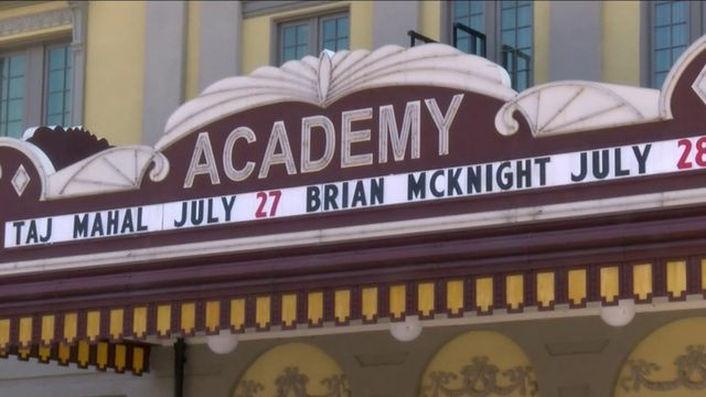 Brian McKnight performing in Lynchburg this weekend