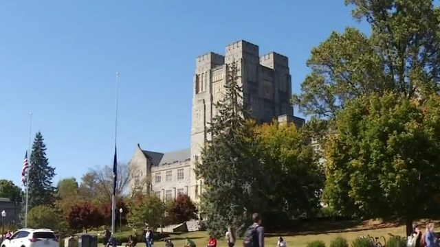 Virginia Tech ranked #1 for 'Best College Food in America'