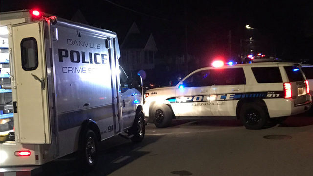 Man dead after early morning shooting in Danville