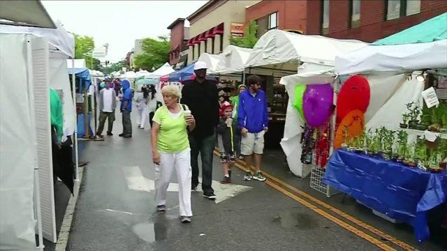 Gun rights group denied booth, protesting Blacksburg festival