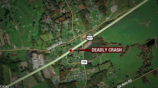 Man dead, another hurt after Carroll County crash