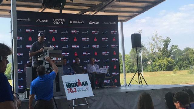 IRONMAN triathlon coming to Roanoke Valley in 2020
