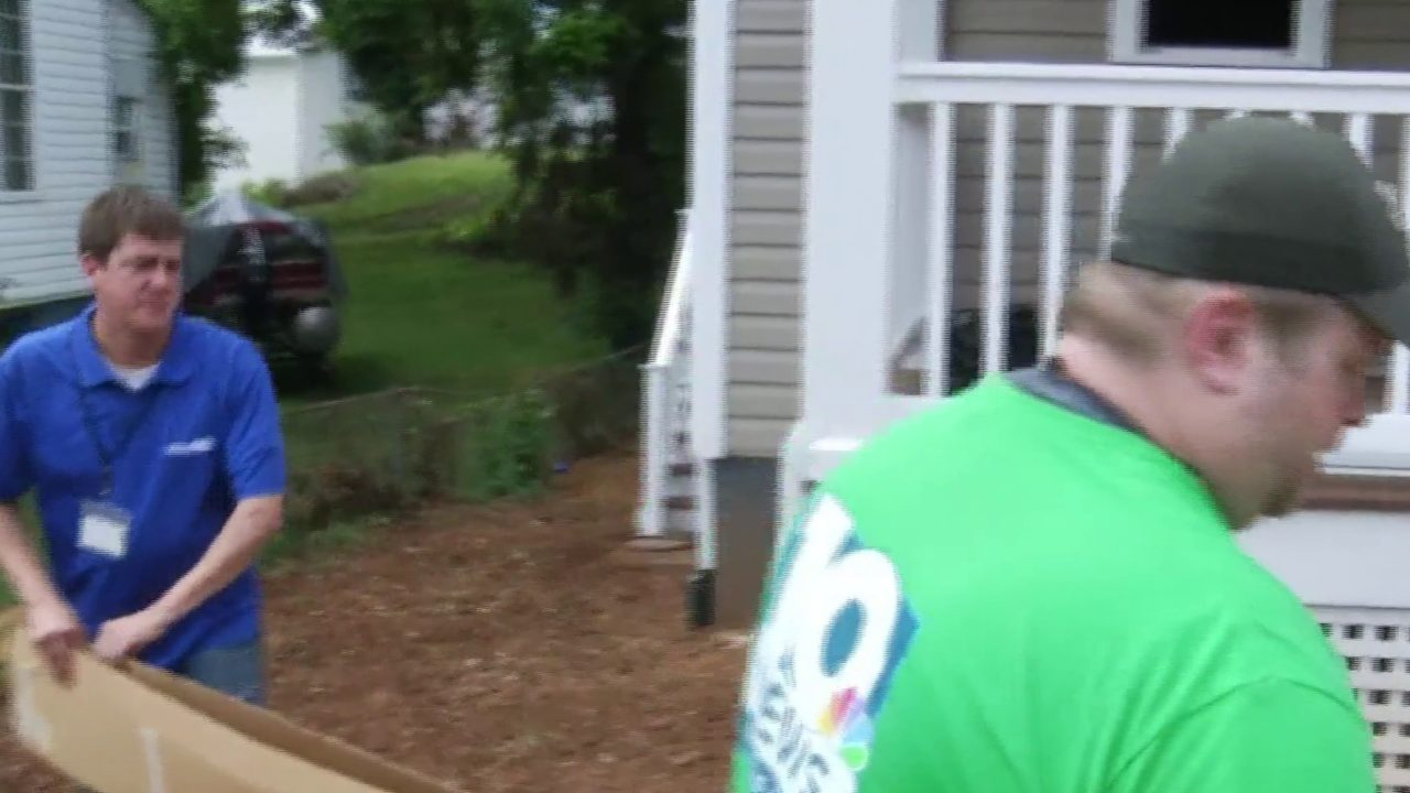 Home For Good work continues as WSLS 10 volunteers