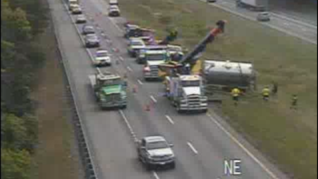 Two crashes on I-81 cause delays in Roanoke County