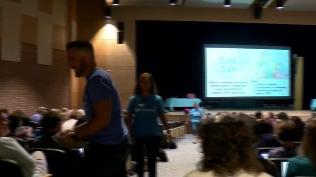 Local teachers train, learn about new technology programs for classroom
