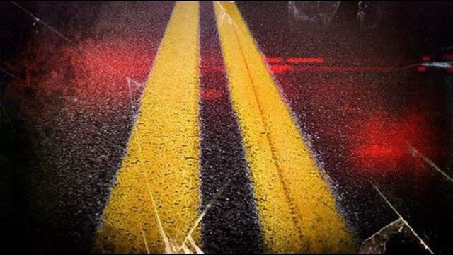 Woman dead after single-car crash in Bedford County
