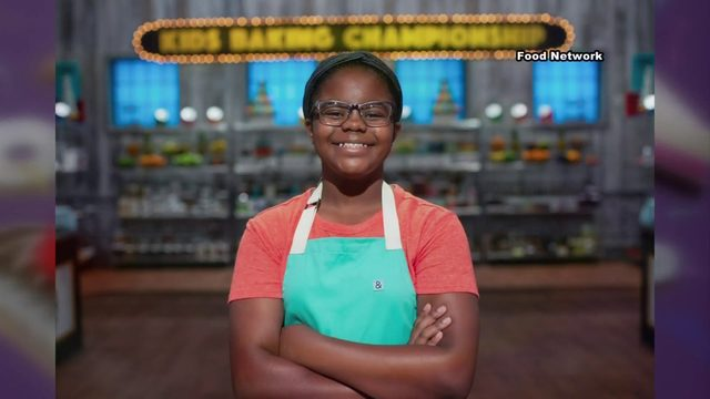 12-year-old Roanoke baker getting ready to compete on national baking show