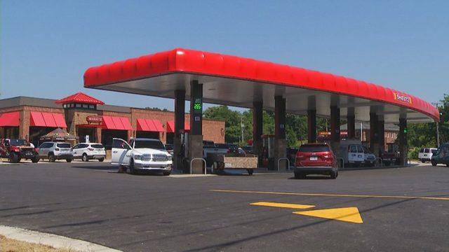 Botetourt County's first Sheetz is now open