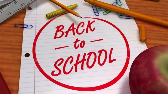 How to handle back to school stress, anxiety
