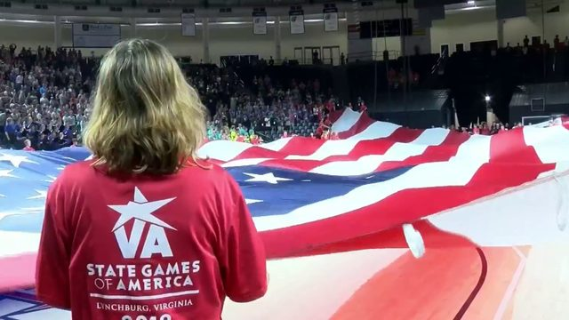 Athletes from near and far compete in State Games of America