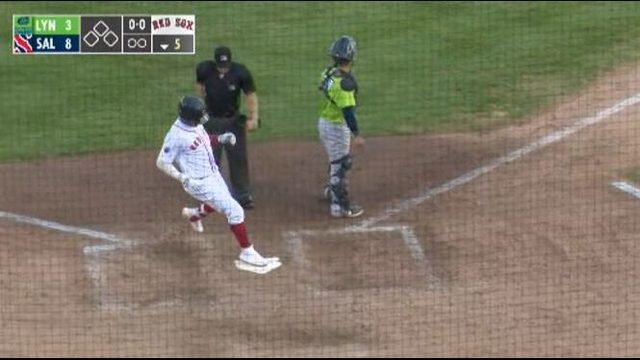 Early plate success lifts Red Sox over Hillcats