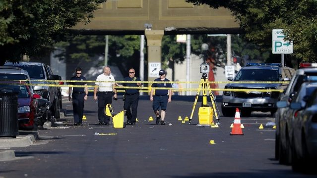 The latest: Ohio shooter's sister among 9 dead