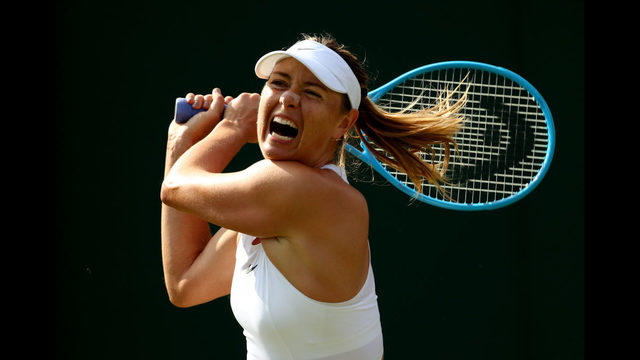 Sharapova joins field at The Greenbrier Champions Tennis Classic