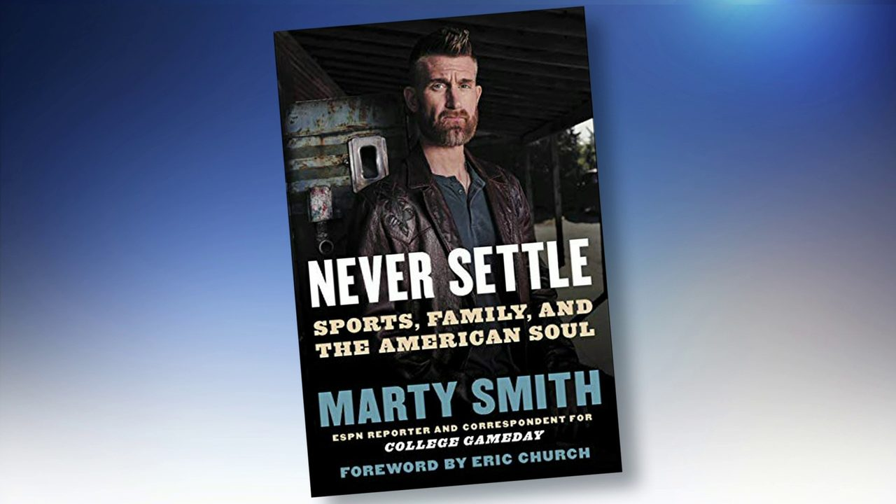 ESPN host features Giles Co  roots in new book released Tuesday