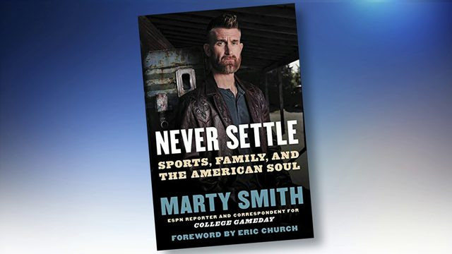 ESPN host features Giles Co. roots in new book released Tuesday