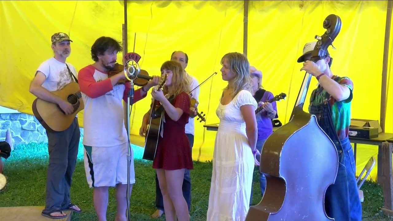 Old Fiddler's Convention in Galax draws tens of thousands to