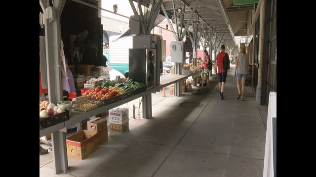 'I enjoy the customers': It's National Farmer's Market Week