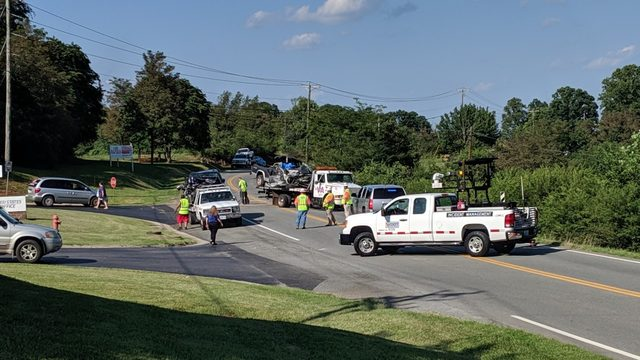 One dead, one injured, roads now open after Bedford County crash on Route 122