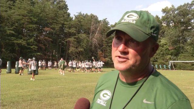 Glenvar Head Coach talks with 10 Sports ahead of the 2019 season!