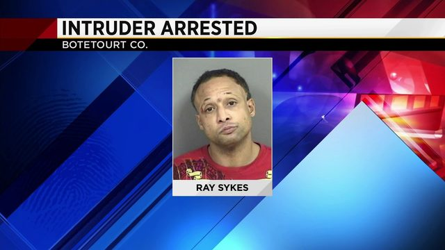 Suspected intruder in custody after police say he hit a Botetourt County…