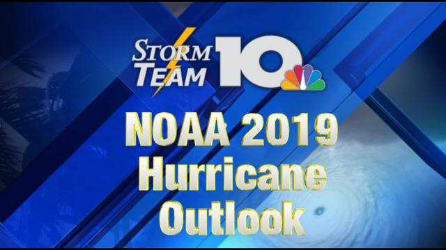 NOAA releases outlook for 2019 hurricane season