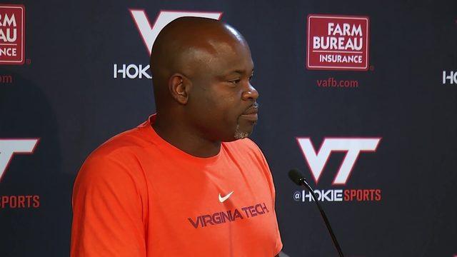 Cornerback job still up for grabs at Virginia Tech