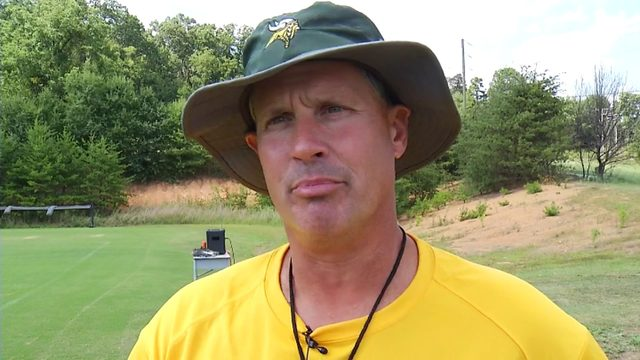 WEB Extra: Northside Coach Scott Fisher interview/HS Camp Tour