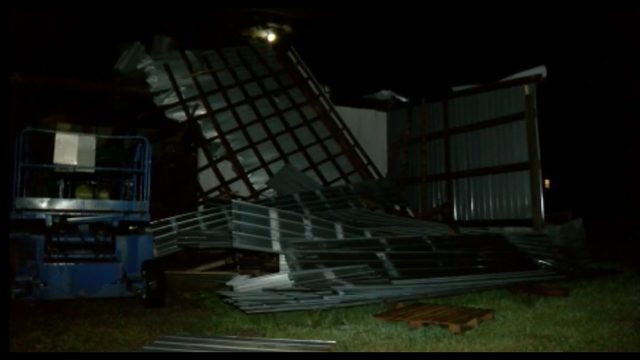NWS to survey damage in Giles and Pulaski counties