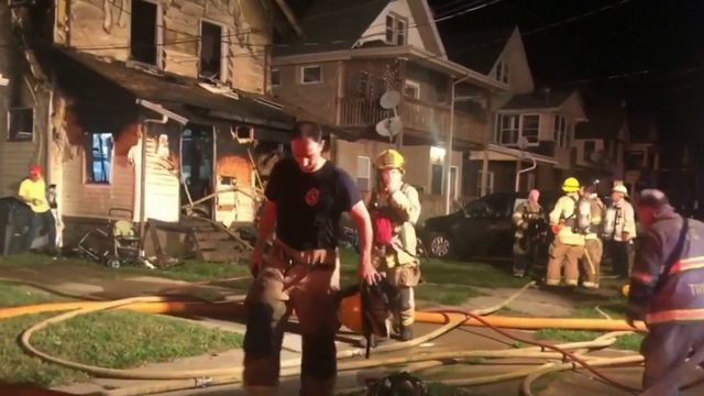 5 children dead after PA daycare fire